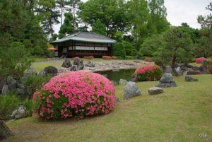 二条城日本庭園